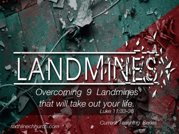 Landmines-- Part 4 Image